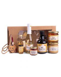 Bio Geschenkset mit Honigprodukten