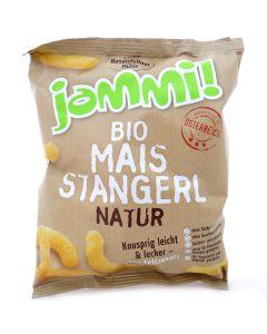 Jammi Bio Maisstangerl Natur glutenfrei 50g