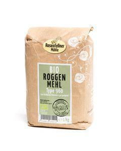 Bio Roggenmehl T960 1000g