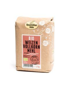 Bio Weizenvollkornmehl 1000g