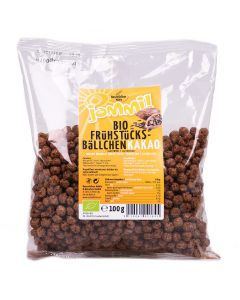 Jammi! Bio Frühstücksbällchen Kakao 100g - DailyDeal