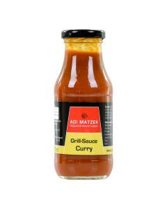 Grill Sauce Curry 250ml