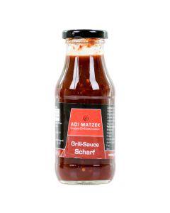 Grill Sauce Scharf 250ml