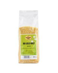Bio Gold Hirse glutenfrei 500g