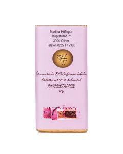Schokolade Punschkrapferl 70g