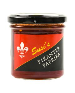 Susis Rote Paprika Sauce 280g