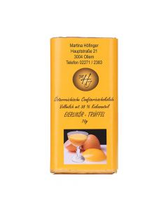 Schokolade Eierlikör-Trüffel 70g