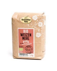 Bio Weizenmehl 480 griffig 1000g
