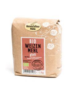 Bio Weizenmehl T480 glatt 1000g
