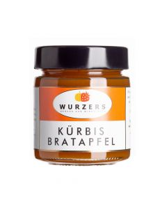 Wurzers Kürbis Bratapfel Fruchtaufstrich 165g