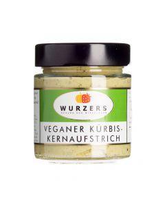 Wurzers Veganer Kürbiskernaufstrich 140g