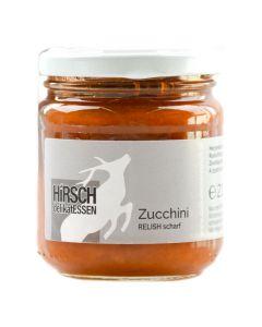 Zucchini Relish scharf 210g