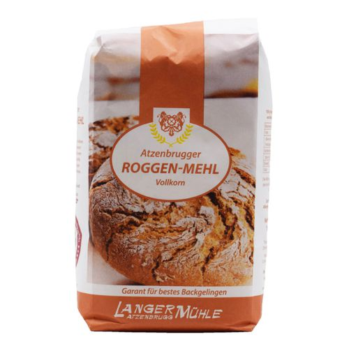 Roggen Vollkornmehl 1kg