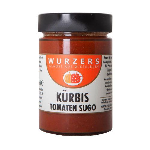 Wurzers Kürbis Tomaten Sugo 370ml